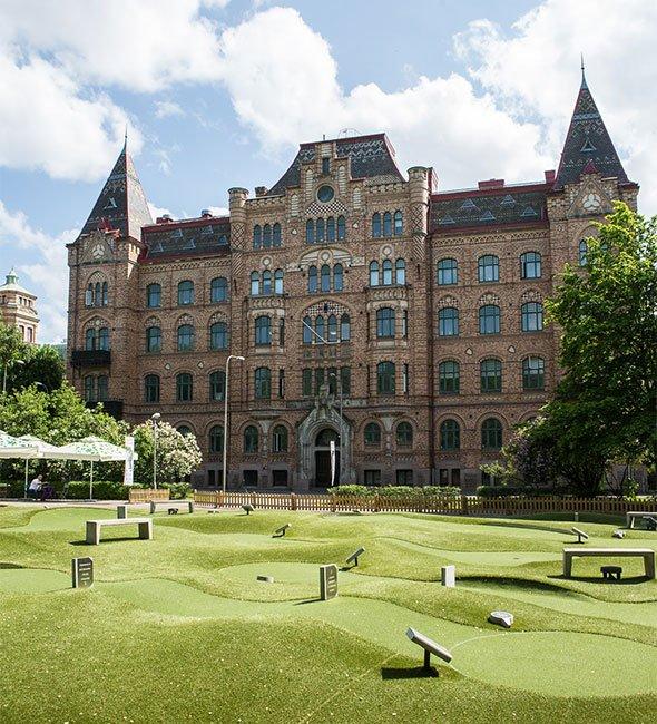 bästa gymnasium stockholm